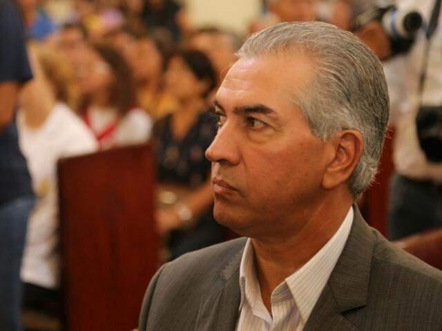 Reinaldo afirma que, caso pensasse em eleições, não teria adotado medidas consideradas impopulares. (Foto: Marcos Ermínio)