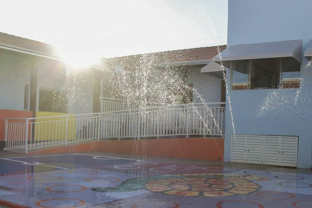 Waterplay Centro Educacional Criarte (Foto: Divulagação)