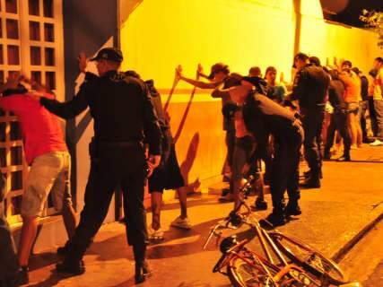 Frequentadores faziam de conveniência no Coophamat terra sem lei