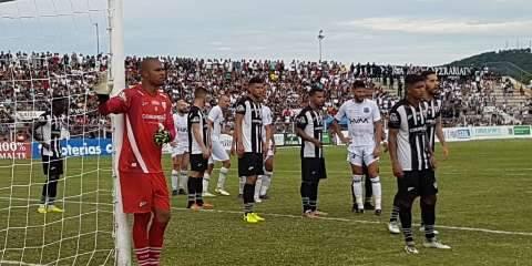 Corumbaense estreia hoje na Série D contra o Iporã de Goiás