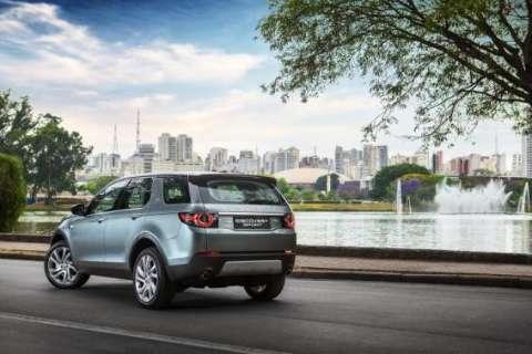 Jaguar Land Rover confirma a produção do Discovery Sport no Brasil