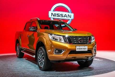 Nissan divulga oficialmente valores da nova Frontier