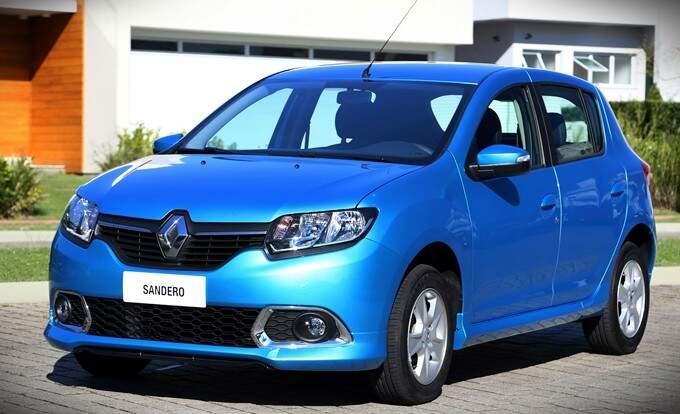 Renault faz recall dos Novos Logan e Sandero com motor 1.0