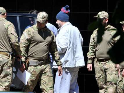 Após transferência frustrada do filho, Jamil Name é levado para Mossoró