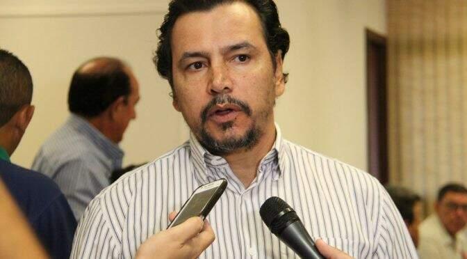 O diretor-presidente da Fundesporte, Marcelo Miranda, disse que a intenção é fazer um limpa (Foto: Arquivo)