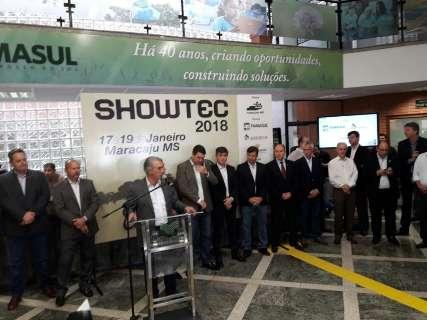 Anúncio só depois de abertura de vaga, diz Reinaldo sobre indicados ao TCE