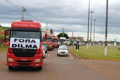 Comércio promete fechar as portas e fazer carreata em apoio a caminhoneiros
