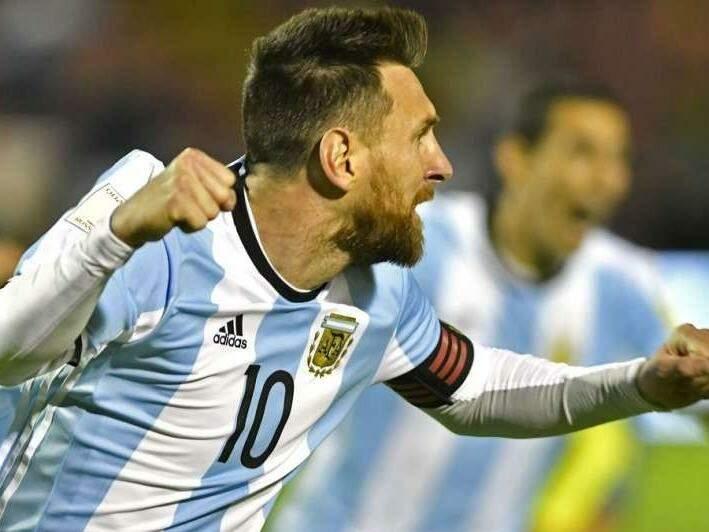 O gênio Leonel Messi tem a missão hoje de conduzir a Argentina à recuperação na Copa do Mundo diante da Croácia (Foto: Divulgação)