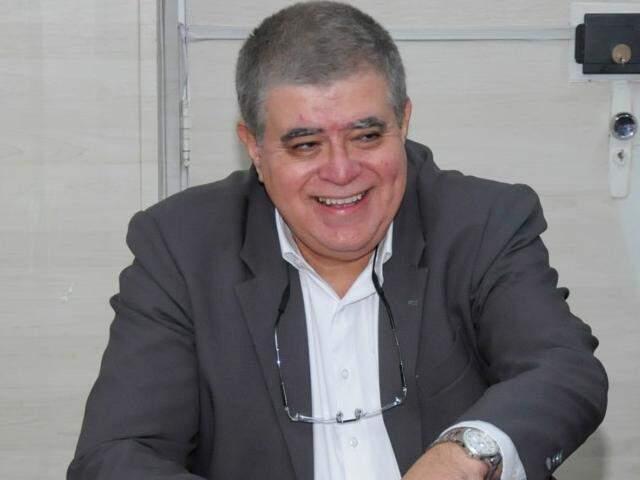 Ministro durante reunião em visita a Capital. (Foto: Arquivo)