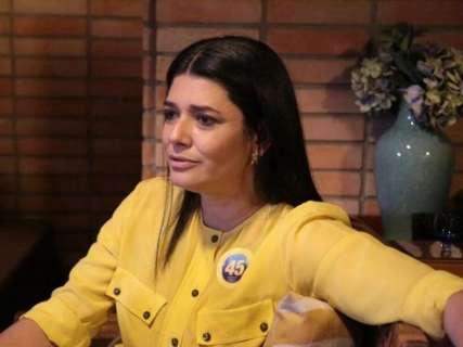 Governadora em exercício visita HR e obras em Ponta Porã nesta quarta-feira