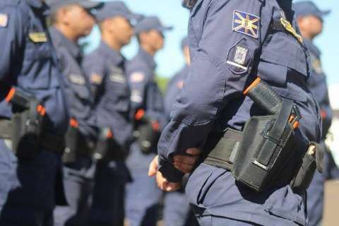 Guarda Municipal forma 308 agentes, agora com direito a usar armamento