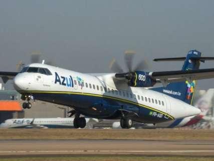 Companhia aérea estuda lançar voos entre Campinas e Ponta Porã