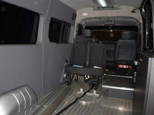 Todo processo de adaptação da van de Alexandre durou mais de 7 meses.