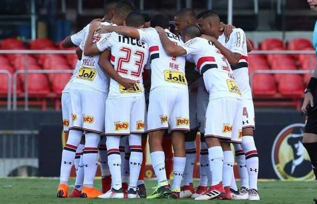 São Paulo joga contra histórico negativo hoje à noite (Foto: Rubens Chiri/saopaulofc.net)