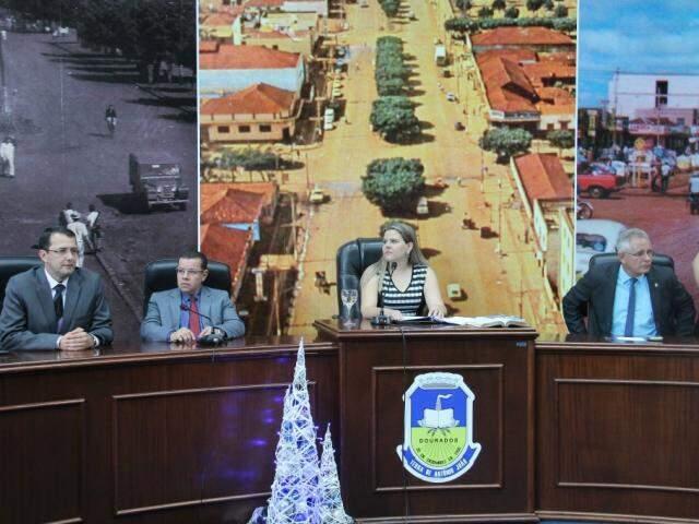 Câmara deve começar a discutir projeto da prefeitura na sessão de hoje (Foto: Divulgação)