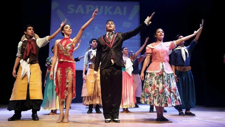 Compañia de Danza Taborda, de Asunción, é um dos destaques da programação. (foto: Acervo Pessoal)