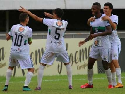 Gol no último minuto garante virada do Novo sobre Comercial no Morenão