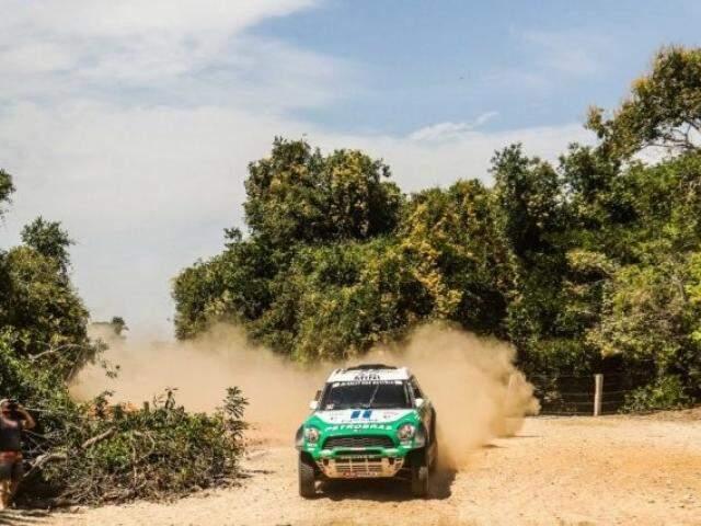 Rally dos Sertões voltará a Mato Grosso do Sul no ano que vem (Foto: Vipcomm/Divulgação)
