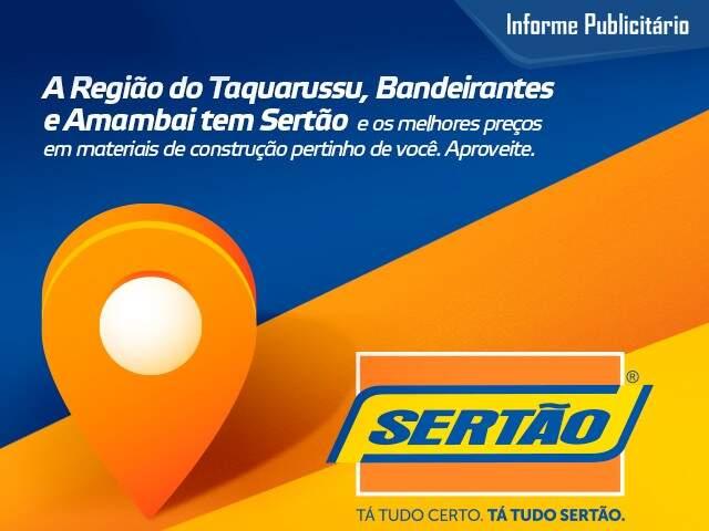 Sertão da Brilhante conquista clientes com ambiente e horário estendido
