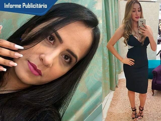 Neila e Queila, parceiras que conseguiram superar a crise crescendo. (Foto: André Bittar)