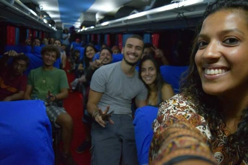 Ano passado mais de 100 pessoas de Campo Grande foram ao festival