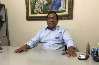 Armando Pereira, médico veterinário e diretor da Acrissul. (Foto: Tatiana Marin)