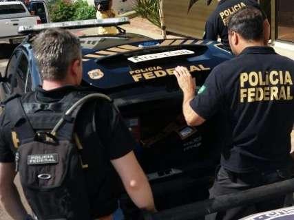 PF faz buscas em agência de turismo suspeita de superfaturar passagens