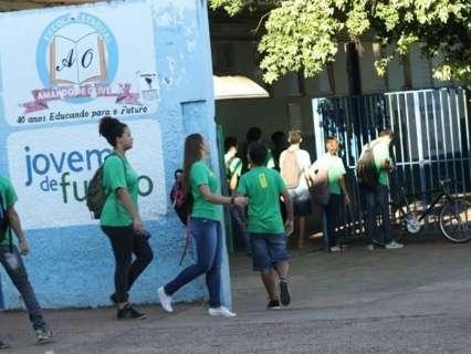Programa ProJovem Urbano abre 600 vagas de estudo em 3 escolas públicas