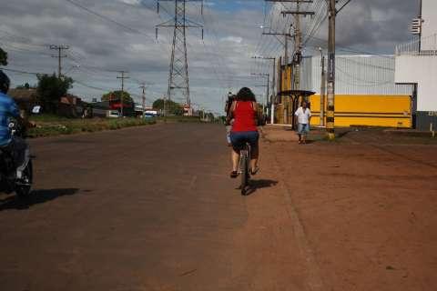 Após fracasso de licitação, moradores cobram ciclovia na Guaicurus