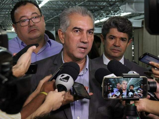 """Para governador, operações mostram que a polícia """"está atuante"""" para coibir falhas internas. (Foto: Chico Ribeiro/Subcom)"""