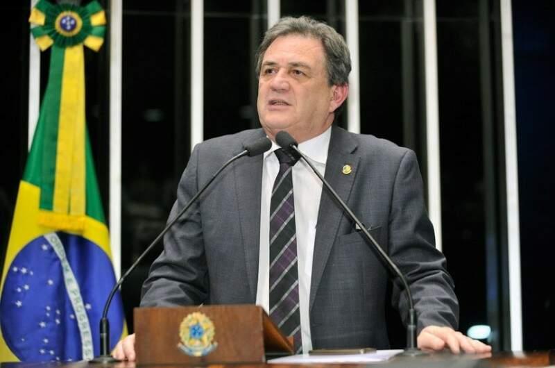 Waldemir Moka, também indicado pelo PMDB. (Foto: Arquivo).