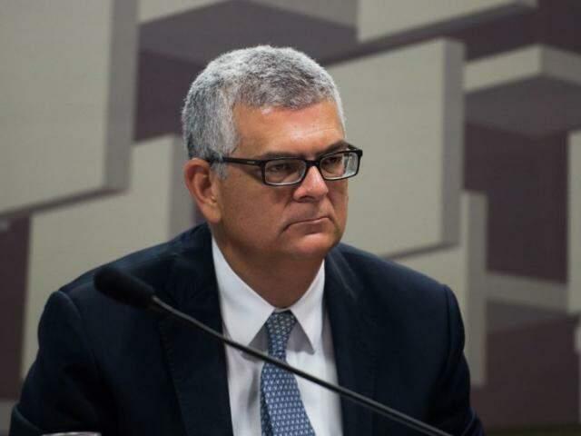 Ivan Monteiro, novo presidente da Petrobras (Foto: Marcelo Camargo/Agência Brasil)