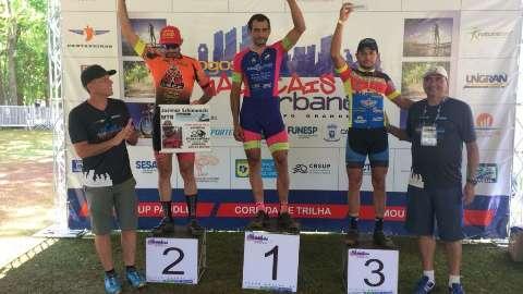 Jogos Radicais Urbanos terminam com prova mountain bike