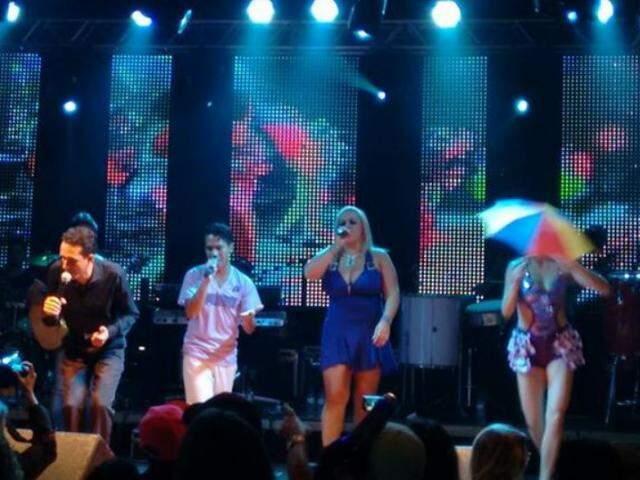 Banda Lilás será atração do Réveillon da prefeitura, na Cidade do Natal. (Foto: Divulgação)