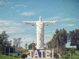 Jateí está entre a Grande Dourados e o Vale do Ivinhema. (Foto: Divulgação)