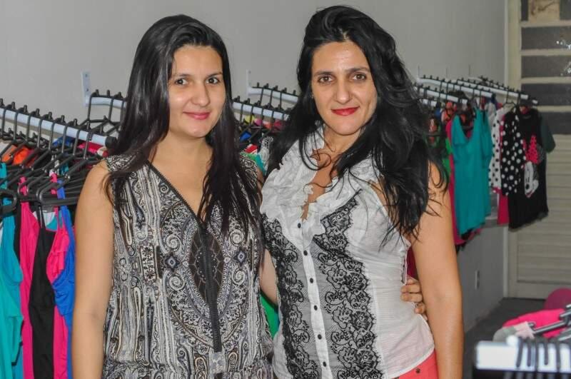 Priscilla e Nahie (Proprietárias).