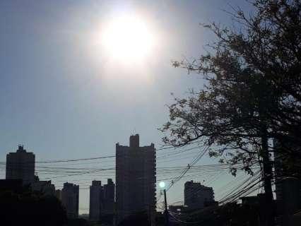 Primavera chega trazendo temperaturas altas com previsão de até 40ºC