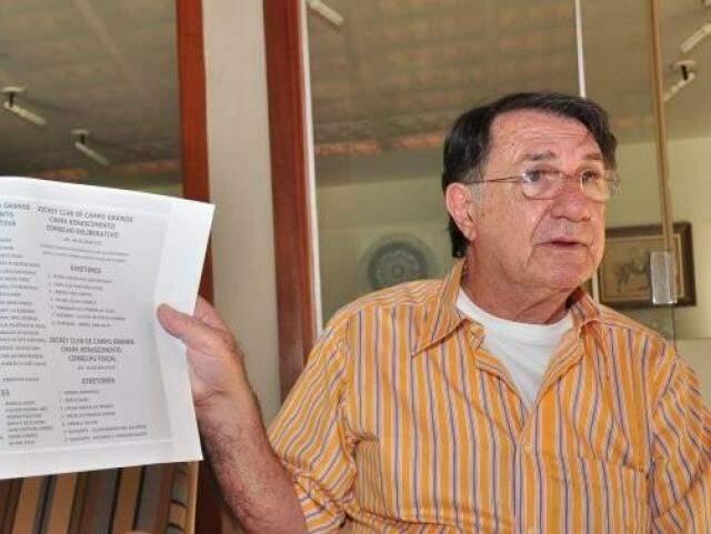 Jamil Name é acusado de chefiar grupo responsável por execuções (Foto: Campo Grande News/Arquivo)