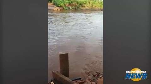 Ponte de R$ 80 mil desaba após 7 meses em Guia Lopes