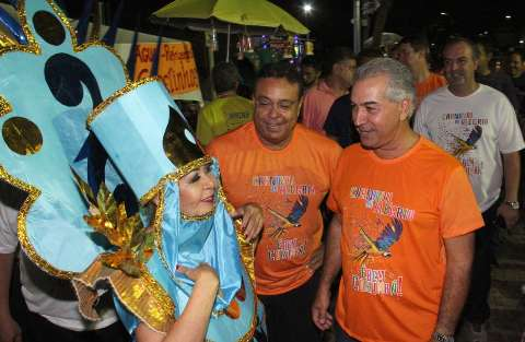Governador se prepara para ir à despedida do prefeito de Corumbá