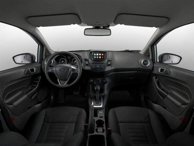 Ford Fiesta 2018 chega com mudanças sutis no visual