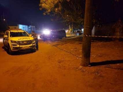 Após tentativa de fuga e perseguição, suspeito morre em confronto com PM