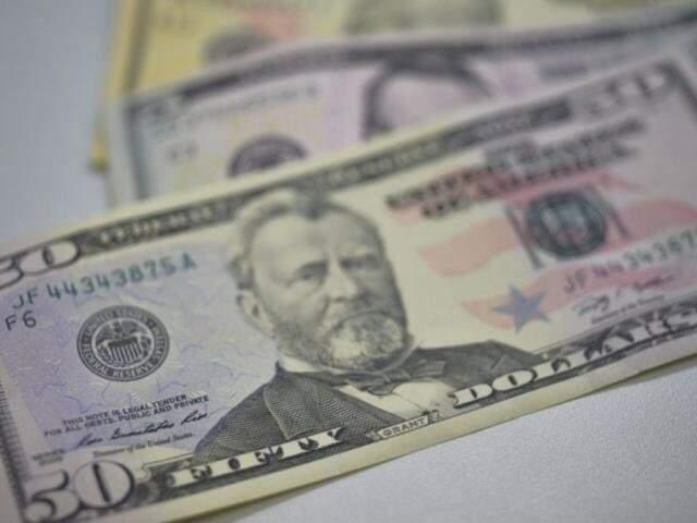 Dólar fechou com valorização de 1,83%, cotado a R$ 4,168 na venda (Foto: Agência Brasil)