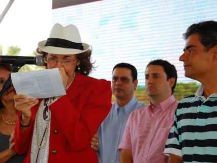 Inauguração do Imbirussu-Serradinho é marcada por várias homenagens
