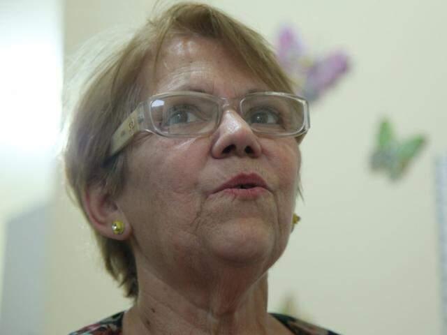 Cláudia está sóbria há 8 anos, com muito orgulho da sua conquista. (Foto: João Paulo Gonçalves)