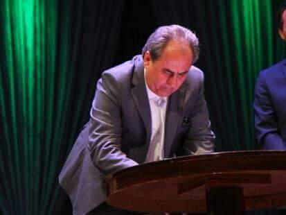 Secretário de Governo do município, Antônio Lacerda. (Foto: Marcos Ermínio/Arquivo).