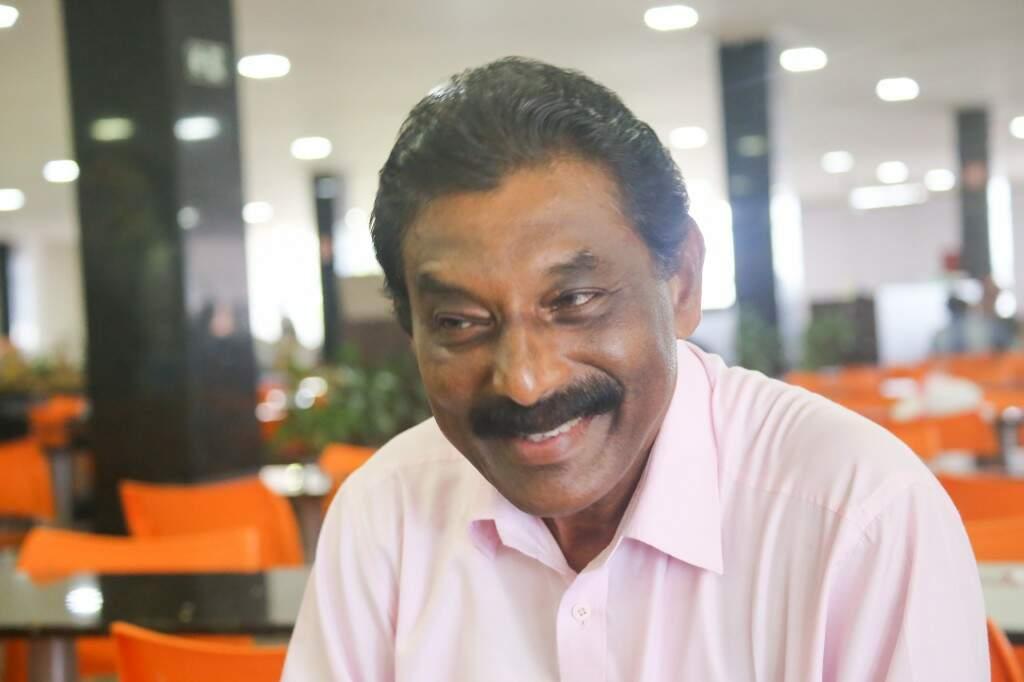 Ele diz que deixou Cochin, na Índia, em busca de uma vida melhor. (Foto: Paulo Francis)