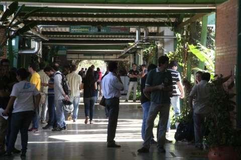 Operação do Gaeco vasculha três setores do Detran em Campo Grande