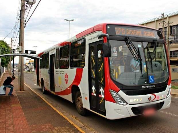Linha 070 é um das que terão ônibus extras. (Foto: Arquivo)