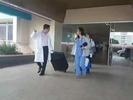 Pela 2ª vez na semana, MS 'exporta' órgãos para salvar vidas pelo país